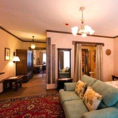 Шале-Отель Таежные Дачи 4* Апартаменты с различными типами кроватей фото 3