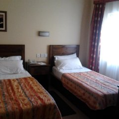 Downtown Hotel 3* Номер категории Эконом с различными типами кроватей