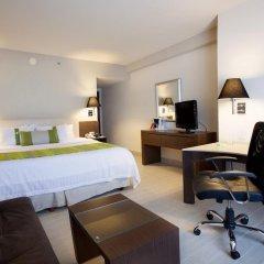 Отель Holiday Inn Puebla La Noria 3* Стандартный номер с разными типами кроватей фото 3
