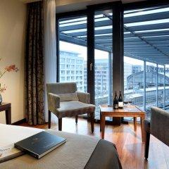 Отель Eurostars Berlin 5* Стандартный номер с двуспальной кроватью фото 6