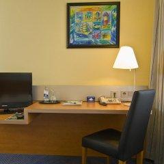 GHOTEL hotel & living Hamburg 3* Стандартный номер разные типы кроватей фото 3