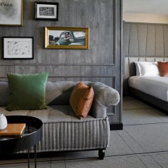Mason & Rook Hotel 4* Представительский номер с различными типами кроватей фото 2