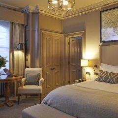 Отель Principal York 5* Номер Делюкс с различными типами кроватей