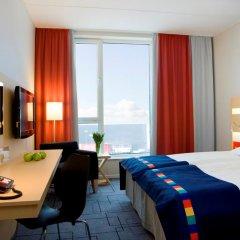 Отель Park Inn by Radisson Malmö комната для гостей фото 2