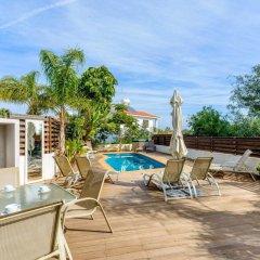 Отель Villa Margarita 2 бассейн фото 3