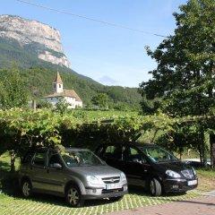Отель Gästehaus Mair Аппиано-сулла-Страда-дель-Вино парковка