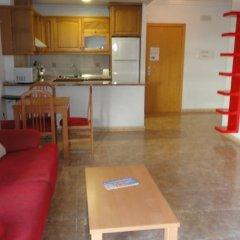 Отель Playamarina Ii Aparthotel Cabo Roig Ориуэла комната для гостей фото 3