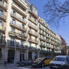Апартаменты Apartments Gaudi Barcelona парковка