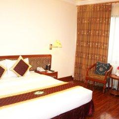 Central Hotel 3* Номер Делюкс с различными типами кроватей фото 4