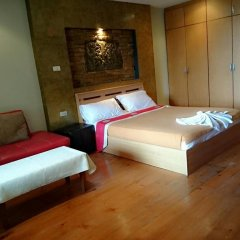 Отель Beachspot Номер Делюкс с разными типами кроватей фото 2