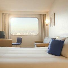 Отель Novotel Paris Centre Tour Eiffel 4* Улучшенный номер с разными типами кроватей фото 4