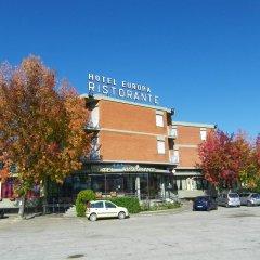 Hotel Europa Реггелло парковка