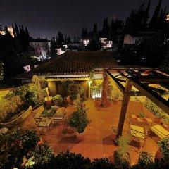 Отель Solar MontesClaros 2* Стандартный номер с различными типами кроватей фото 6