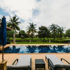 Отель Phuket Marbella Villa 4* Вилла с различными типами кроватей фото 45