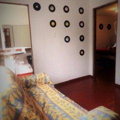 Отель La Familia Resort and Restaurant 3* Стандартный семейный номер с двуспальной кроватью