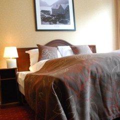 Отель Hotell Utsikten Geiranger - by Classic Norway 2* Стандартный номер с двуспальной кроватью фото 14