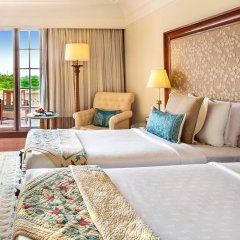 Отель The Oberoi Amarvilas, Agra 5* Номер Делюкс с различными типами кроватей фото 2