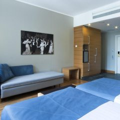 Original Sokos Hotel Helsinki 3* Стандартный номер с разными типами кроватей фото 5