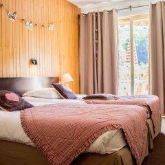 Отель Les Bains 3* Номер Комфорт с двуспальной кроватью фото 2