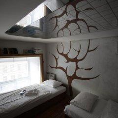 Гостиница Artway Design 3* Стандартный номер двухъярусная кровать (общая ванная комната)