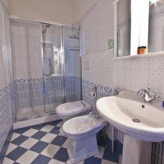 Отель Alfani Terrace Италия, Флоренция - отзывы, цены и фото номеров - забронировать отель Alfani Terrace онлайн ванная