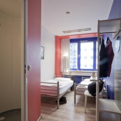 Отель Generator Berlin Prenzlauer Berg Стандартный номер с различными типами кроватей фото 27