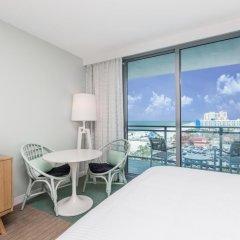 Отель Wyndham Grand Clearwater Beach 4* Номер Делюкс с различными типами кроватей фото 4