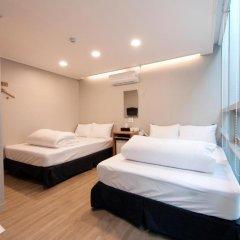 K-grand Hostel Myeongdong Стандартный семейный номер фото 12