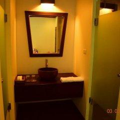 Отель Villa Chitchareune 3* Номер Делюкс с различными типами кроватей фото 2