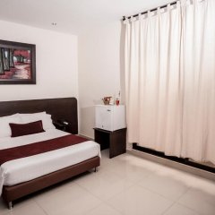 Hotel Acqua Express 3* Стандартный номер с различными типами кроватей фото 16