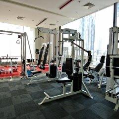 Отель Somerset Park Suanplu Бангкок фитнесс-зал фото 3