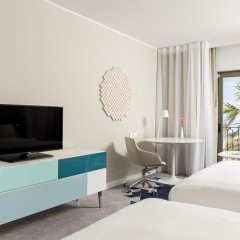 Отель Hilton Malta 5* Номер Делюкс с 2 отдельными кроватями фото 5