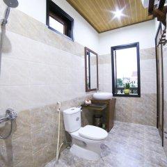 Отель Quang Xuong Homestay ванная