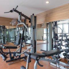 Отель X10 Seaview Suite Panwa Beach фитнесс-зал