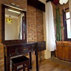 Thien Thanh Green View Boutique Hotel 3* Люкс с различными типами кроватей фото 10