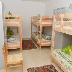 Гостиница Октябрьская Кровать в общем номере с двухъярусной кроватью фото 5