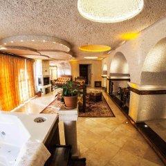 Gamirasu Hotel Cappadocia 5* Люкс с различными типами кроватей фото 10