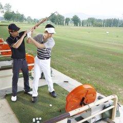 Отель Pattana Golf Club & Resort спортивное сооружение