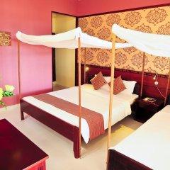 Отель Sea Star Resort 3* Улучшенное бунгало с различными типами кроватей фото 4
