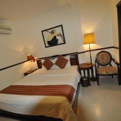 Sunflower Hotel & Spa 3* Стандартный номер с различными типами кроватей фото 3