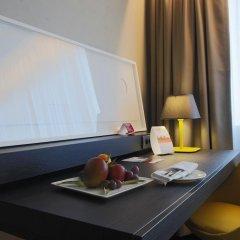 Отель Crowne Plaza Belgrade 4* Улучшенный номер с различными типами кроватей