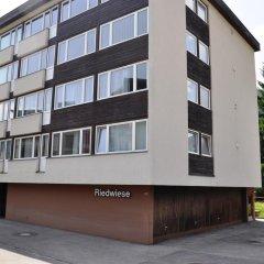 Отель Studio Riedwiese Швейцария, Давос - отзывы, цены и фото номеров - забронировать отель Studio Riedwiese онлайн парковка
