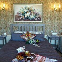 Русско-французский отель Частный Визит Люкс с различными типами кроватей фото 19