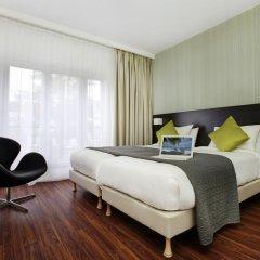 Отель Citadines Sainte-Catherine Brussels 3* Студия с различными типами кроватей