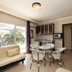Fidan Apart Hotel 3* Стандартный семейный номер с двуспальной кроватью фото 5
