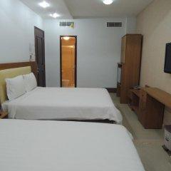 Danh Uy Hotel 2* Стандартный номер с различными типами кроватей фото 2