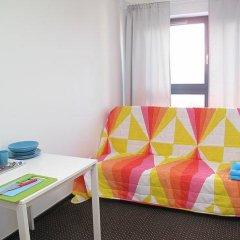 Hostel Wola Park Стандартный номер с различными типами кроватей фото 6