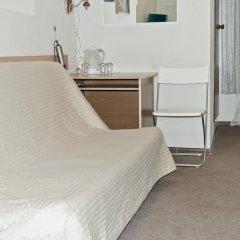 Мери Голд Отель 2* Стандартный номер с разными типами кроватей фото 23
