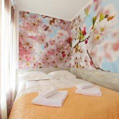 Мини-Отель Аморе Стандартный номер с разными типами кроватей фото 16