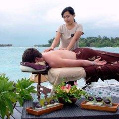 Отель Adaaran Prestige Ocean Villas Мальдивы, Северный атолл Мале - отзывы, цены и фото номеров - забронировать отель Adaaran Prestige Ocean Villas онлайн фитнесс-зал фото 2